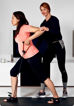Pregnancy workouts in London